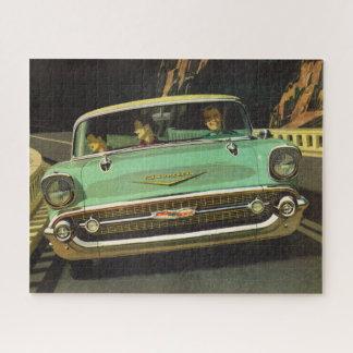 Quebra-cabeça Bel Air 1957 de Chevy