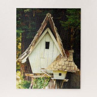 Quebra-cabeça Birdhouse