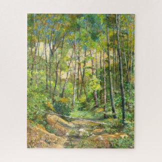 Quebra-cabeça bosque