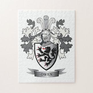 Quebra-cabeça Brasão da crista da família de Owen