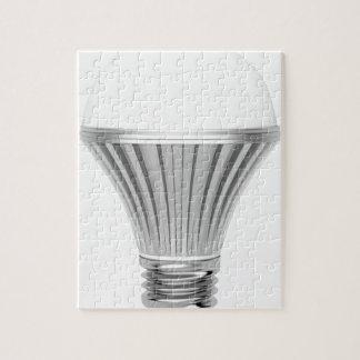 Quebra-cabeça Bulbo do diodo emissor de luz