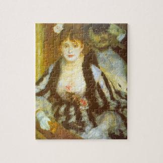 Quebra-cabeça Caixa do teatro por Pierre Renoir, belas artes de