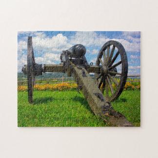 Quebra-cabeça Canhão velho de Antietam Saratoga