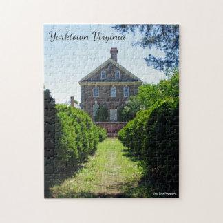 Quebra-cabeça Casa de Yorktown Nelson
