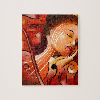 Quebra-cabeça Casselopia - sonho do violino