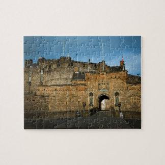 Quebra-cabeça Castelo de Edimburgo
