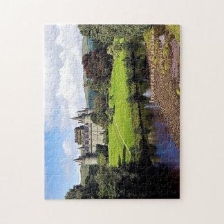 Quebra-cabeça Castelo de Inveraray - clã Campbell