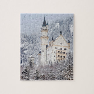 Quebra-cabeça Castelo de Neuschwanstein