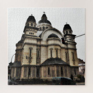 Quebra-cabeça Catedral ortodoxo