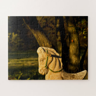 Quebra-cabeça Cavalo da castanha