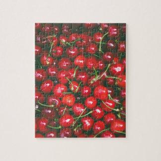 Quebra-cabeça Cerejas…