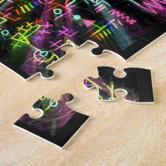 Quebra-cabeça cicles.inside.cross.colored