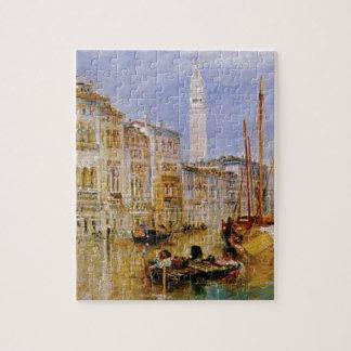 Quebra-cabeça cidade velha Veneza