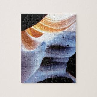 Quebra-cabeça Colisões e protuberâncias nas rochas