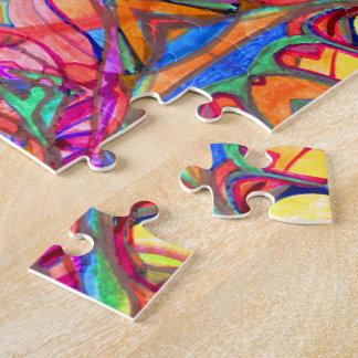 Quebra-cabeça com Caixa-Quebra-cabeça #5 do