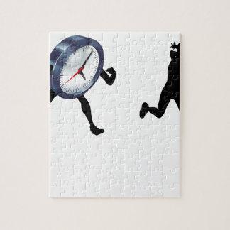 Quebra-cabeça Competência contra o tempo