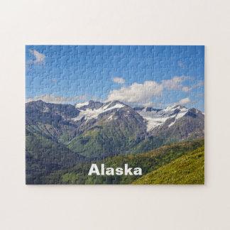 Quebra-cabeça Cordilheira do Chugach de Alaska