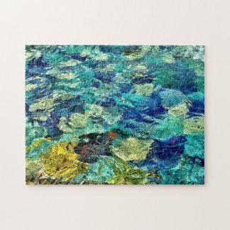 Quebra-cabeça Criar sua própria arte abstracta 11 x 14