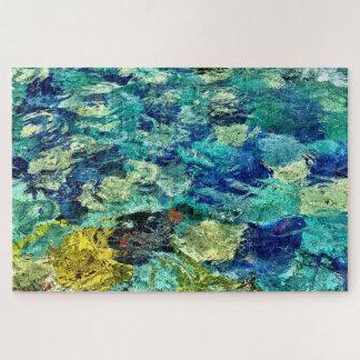 Quebra-cabeça Criar sua própria arte abstracta 20 x 30