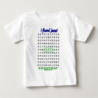 Quebra-cabeça da busca da palavra de Jesus Camiseta