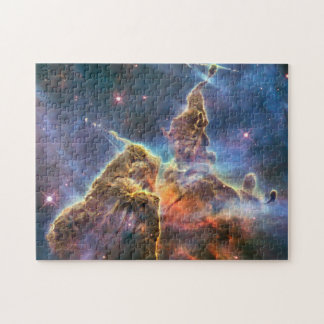 Quebra-cabeça da foto da nebulosa de Carina com