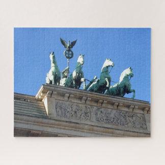 Quebra-cabeça da porta de Brandemburgo