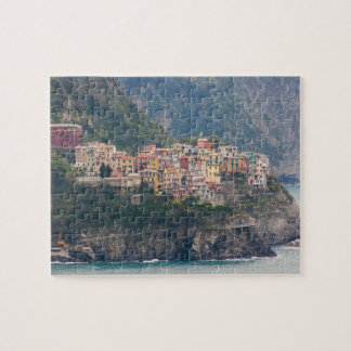 Quebra-cabeça de Corniglia - de Cinque Terre - de