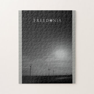Quebra-cabeça de Freedonia - estrada aberta