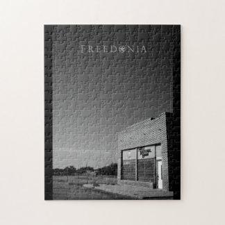 Quebra-cabeça de Freedonia - FNB
