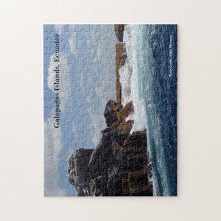 Quebra-cabeça de Galápagos (rochas)