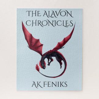 Quebra-cabeça de Ouroboros do dragão de Alavon