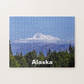 Quebra-cabeça Denali (o Monte McKinley)