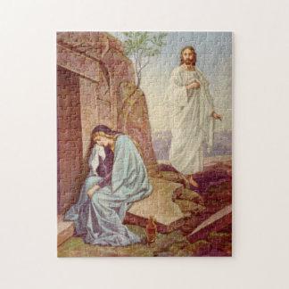 Quebra-cabeça Dia da ressurreição da páscoa