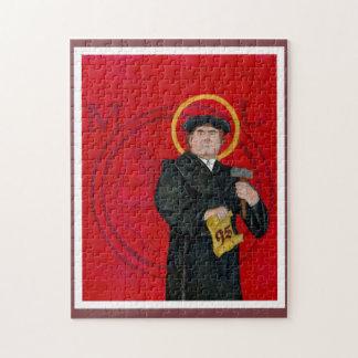 Quebra-cabeça do ícone de Martin Luther