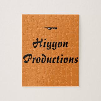 Quebra-cabeça duro das produções 8x10 de Higgon