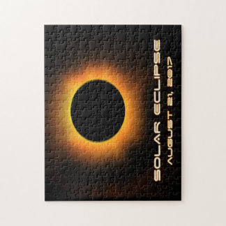Quebra-cabeça Eclipse solar