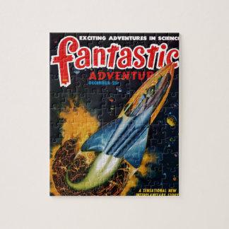 Quebra-cabeça Escape do planeta de explosão