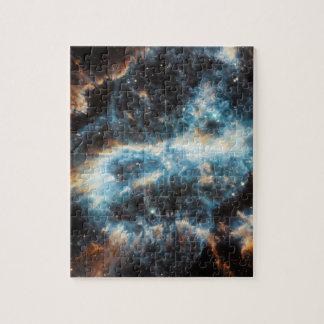 Quebra-cabeça Espaço da nebulosa espiral