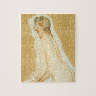 """Quebra-cabeça Estudo para """"os grandes Bathers"""" por Pierre Renoir"""