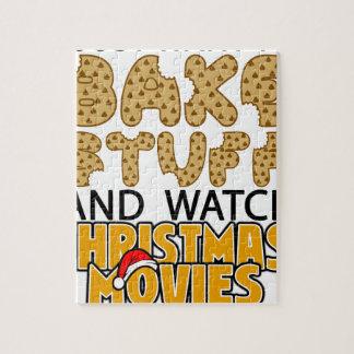 Quebra-cabeça eu apenas quero cozer o movimento do Natal do