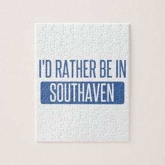 Quebra-cabeça Eu preferencialmente estaria em Southaven