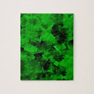 Quebra-cabeça Feriados no verde!