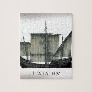 Quebra-cabeça Fernandes 1492 tony de Pinta