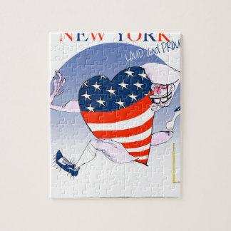 Quebra-cabeça Fernandes tony altos e orgulhosos de New York,