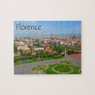 Quebra-cabeça Flores do primavera em Florença