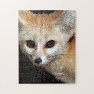 Quebra-cabeça Fox de Fennec