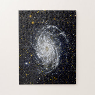 Quebra-cabeça Galáxia espiral
