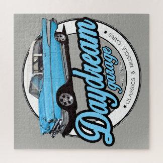 Quebra-cabeça Garagem do Daydream