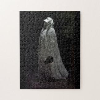 Quebra-cabeça gótico do ghoul