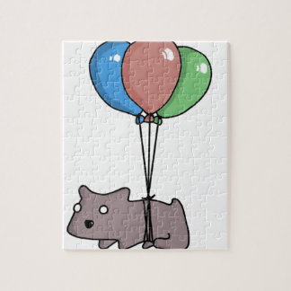 Quebra-cabeça Hamster Frank do balão pelo Painel-o-Matic